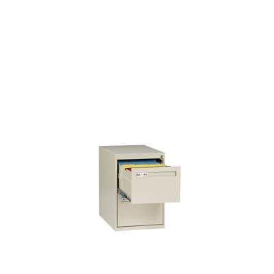 Tennsco Corp. 2 Drawer Vertical Legal Fil..