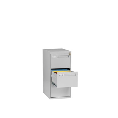 Tennsco Corp. 3 Drawer Vertical Legal Size File Cabinet