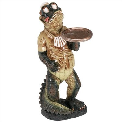RAM Game Room Gator Waiter Character Table