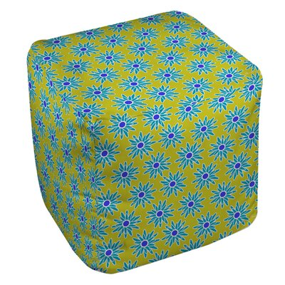 Manual Woodworkers & Weavers La Roque Summer Starburst Ottoman
