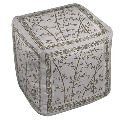 Manual Woodworkers & Weavers Oriental Treasure Ottoman