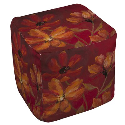 Manual Woodworkers & Weavers Ray of Sunshine Ottoman