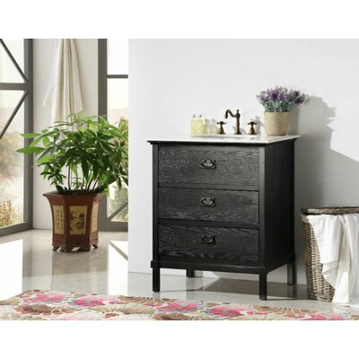 "Legion Furniture 30"" Single Bathroom Vanity Set & Reviews ..."
