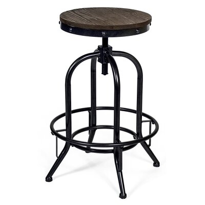 Trent Austin Design Vineland Adjustable Height Swivel Bar Stool