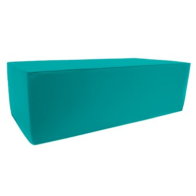 Jordan Manufacturing Rectangular Double Pouf Ot..