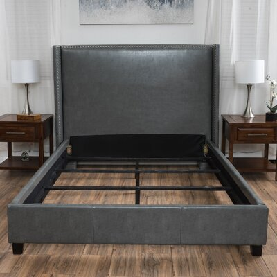 Darby Home Co Pederson Upholstered Storage Panel Bed