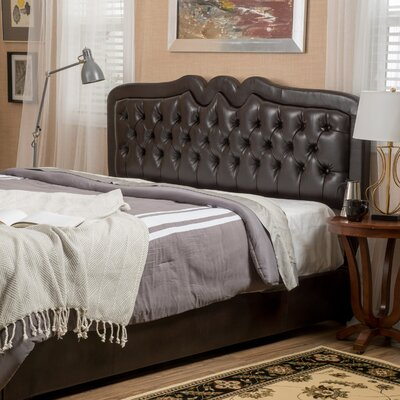 Home Loft Concepts Zatch Upholstered Panel Bed