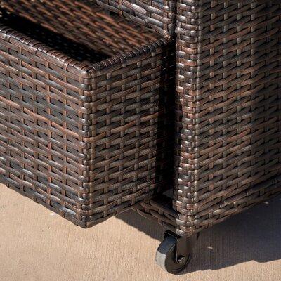 Home Loft Concepts Garry Serving Cart