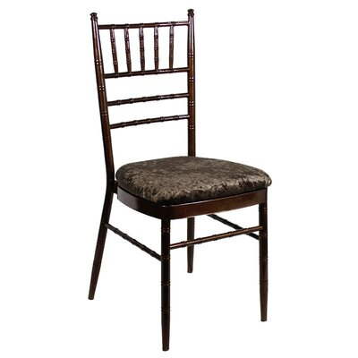 ESSENTIAL DÉCOR & BEYOND, INC Chiavari Side Chair