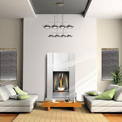 Tureen Direct Vent Wall Mount Gas Fireplace
