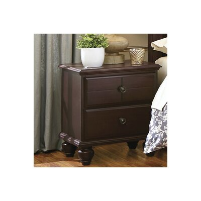 Carolina Furniture Works, Inc. 2 Drawer Nightstand