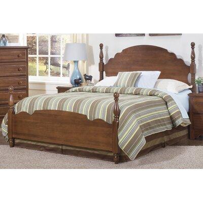 Carolina Furniture Works, Inc. Crossroads Panel Bed