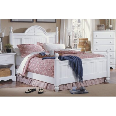 Carolina Furniture Works, Inc. Carolina Cottage Panel Bed