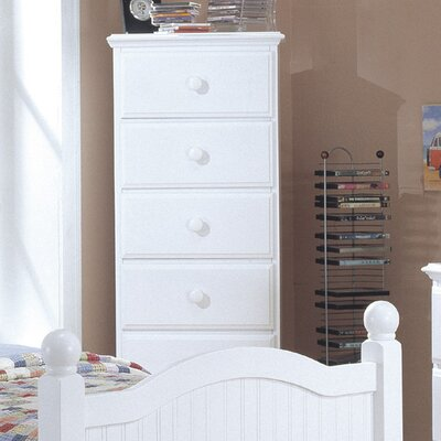 Carolina Furniture Works, Inc. Carolina Cottage 6 Drawer Chest