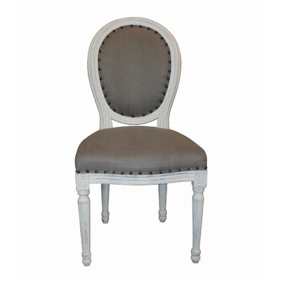 White x White Brynley Side Chair (Set of 2)