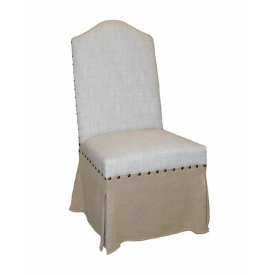White x White Hanover Side Chair (Set of 2)