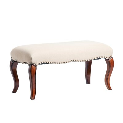 Comfort Pointe Shelby Upholstered Bedroom Bench