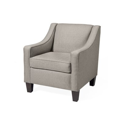 Comfort Pointe Edenton Club Chair-Taupe