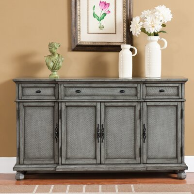 Coast to Coast Imports LLC 3 Drawer Credenza