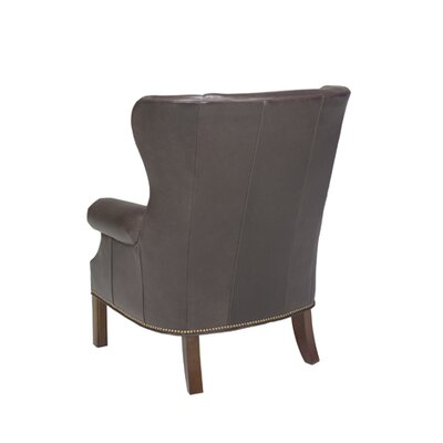 Lexington Coventry Hills Logan Leather Wingback Chair