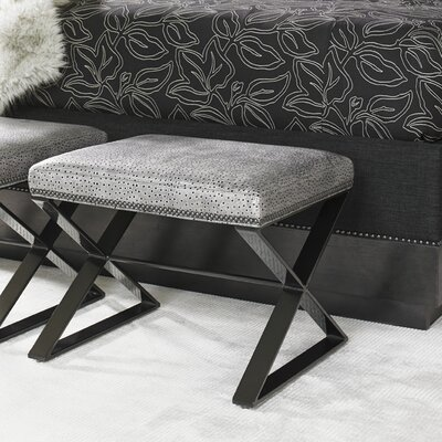 Lexington Lola Leather Bedroom Bench