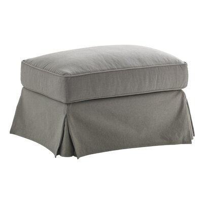 Lexington Oyster Bay Stowe Slipcover Ottoman