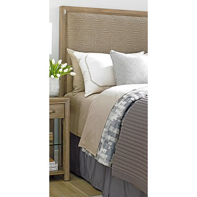 Lexington Shadow Play Upholstered Panel Bed