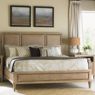 Lexington Monterey Sands Upholstered Panel Bed