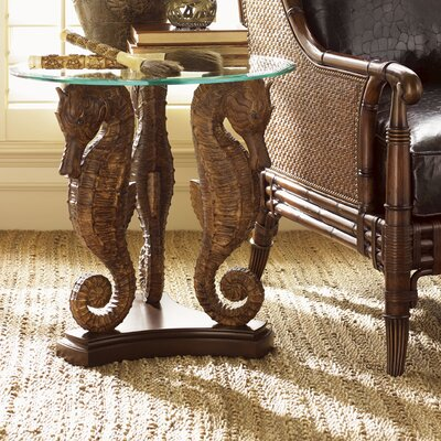 Tommy Bahama Home Landara Sea Horse End Table