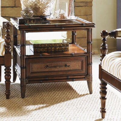 Tommy Bahama Home Landara Emerald Bay End Table
