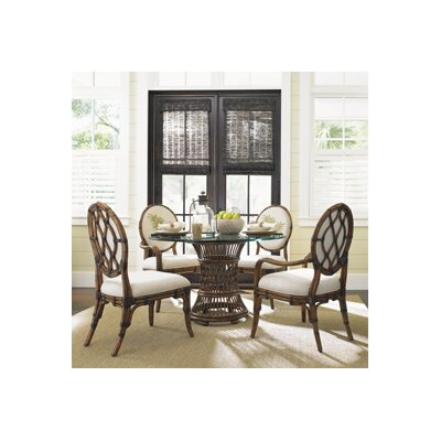 Tommy Bahama Home Bali Hai 5 Piece Dining Set