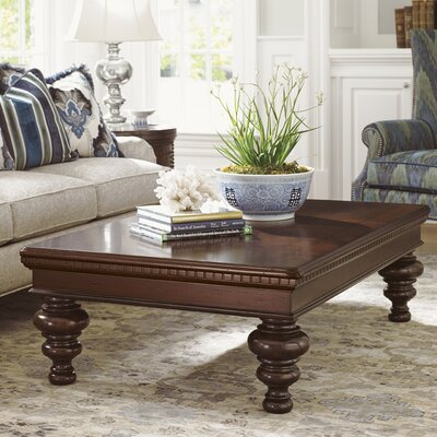 Tommy Bahama Home Kilimanjaro Kirkwood Coffee Table
