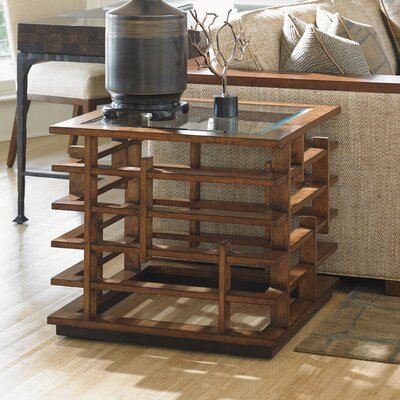 Tommy Bahama Home Island Fusion Nobu End Table