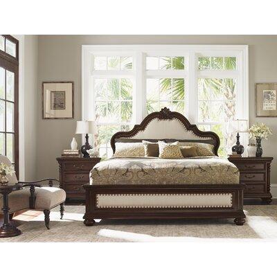 Tommy Bahama Home Kilimanjaro Barcelona Panel Customizable Bedroom Set Reviews Wayfair