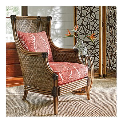 Tommy Bahama Home Twin Palms Coral Reef Arm Chair