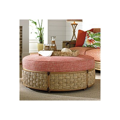 Tommy Bahama Home Twin Palms St Barts Ottoman