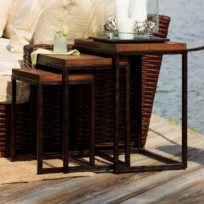 Tommy Bahama Home Ocean Club Nesting Tables (Set of 3)