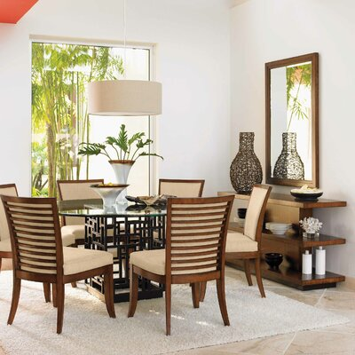 Tommy Bahama Home Ocean Club 9 Piece Dining Set