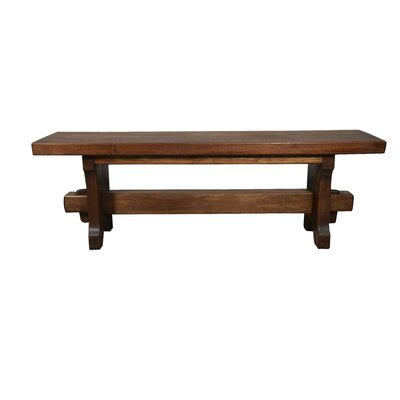 Artesano Home Decor Two Seat Bench