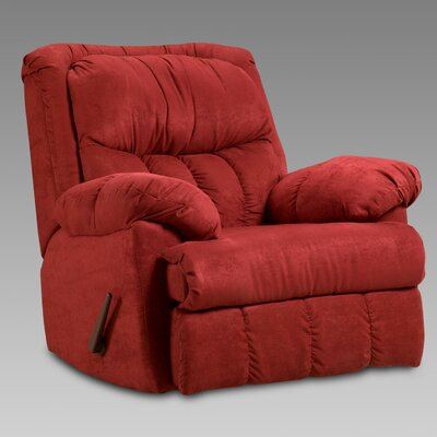 Chelsea Home Payton Chaise Rocker Recliner