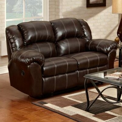 Chelsea Home Ambrose Reclining Loveseat