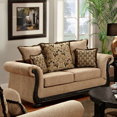 Chelsea Home Carol Loveseat