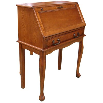 Chelsea Home Nolan Secretary Drop Leaf Desk