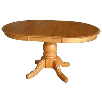 Chelsea Home Softwood Extendable Dining Table