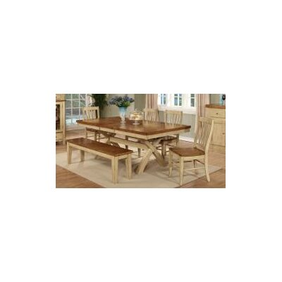 Chelsea Home Vail Extendable Dining Table