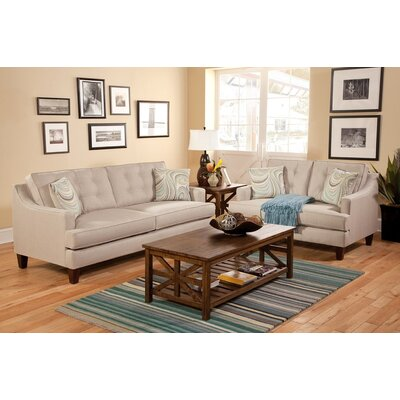 Chelsea Home Elm Living Room Collection