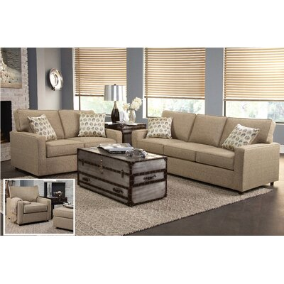 Chelsea Home Maple Living Room Collection