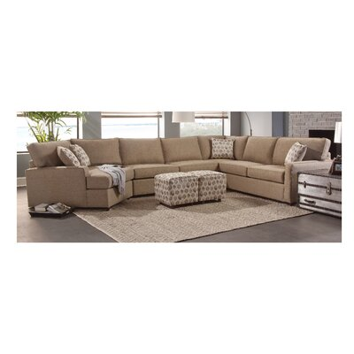 Chelsea Home Maple Sleeper Sectional