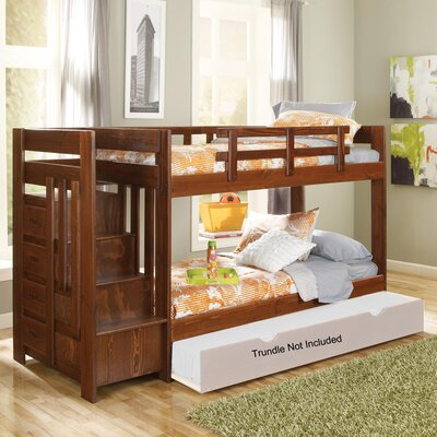 Chelsea Home Twin Bunk Bed