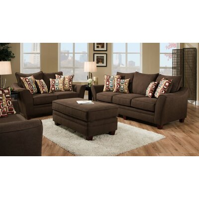 Chelsea Home Cupertino Sleeper Living Room Collection